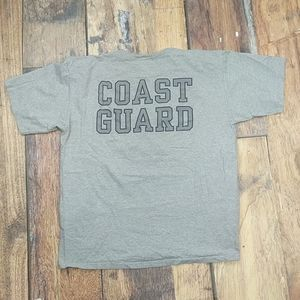 United States Coast Guard Grey XL T-shirt